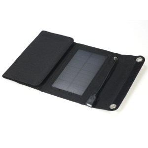 5V Outdoor Foldable Monocrystalline Silicon Solar Panel Charger Portable USB Charger for Mobile Phone Power Supply