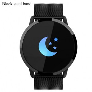 Bluetooth Smart Watch With Heart Rate Monitor - 5 Colours