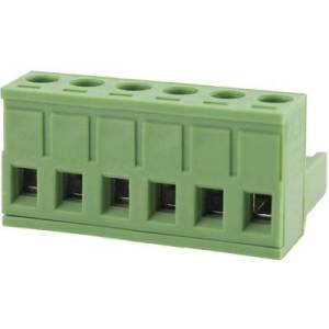 Degson Pin enclosure - cable Total number of pins 3 Contact spacing: 5.08 mm 2EDGK-5.08-03P-14-00AH 1 pc(s)