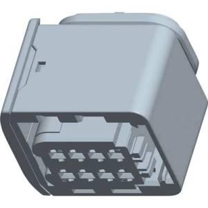 TE Connectivity Socket enclosure - cable HDSCS, MCP Total number of pins 8 2-1418479-1 1 pc(s)