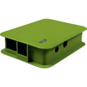 TEKO TEK-BERRY.41 SBC housing Compatible with: Raspberry Pi Green