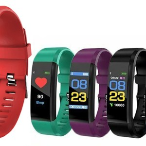 Fitness Smart Watch - 5 Colours