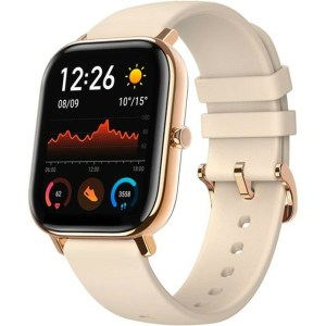 Xiaomi Amazfit GTS GPS Smart Watch - Gold