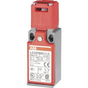 ABB LS32P80D11-S Safety button 400 V AC 1.8 A separate actuator momentary IP65 1 pc(s)