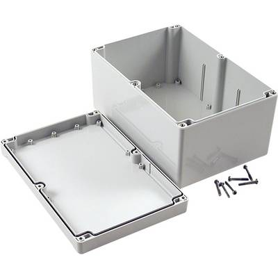 Hammond Electronics 1555VBGY Universal enclosure 240 x 160 x 120 Polycarbonate (PC) Grey 1 pc(s)