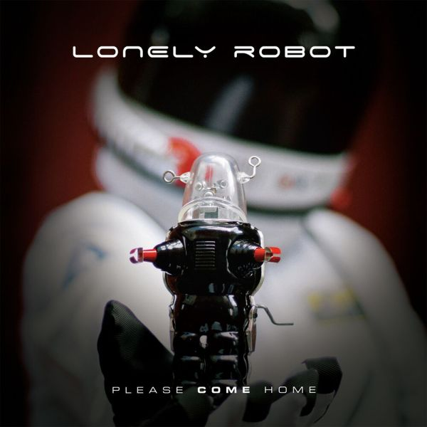 Lonely Robot Please come home CD multicolor