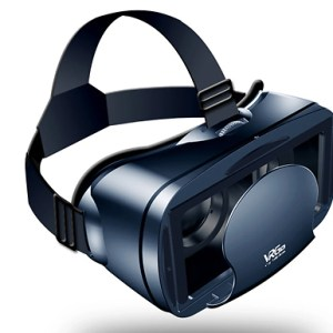 Smartphone Virtual Reality Headset With Remote