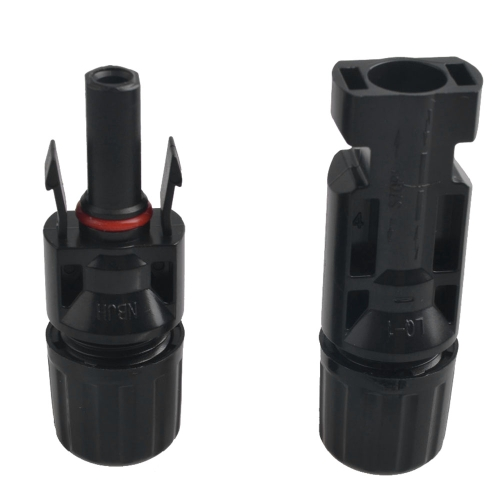 MC4 Cable Connector Male Female Photovoltaic Wire Cable Connector Set for Solar Panel System Waterproof IP67