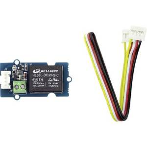 Seeed Studio Relay module suitable for series: C-Control Duino, Grove, Arduino