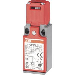 ABB LS32P80L02-S Safety button 400 V AC 1.8 A separate actuator momentary IP65 1 pc(s)