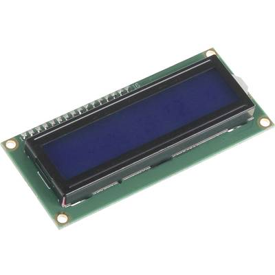 Joy-it com-lcd 16x2 Module 6.6 cm (2.6 inch) 16 x 4 p Compatible with: Arduino Backlighting