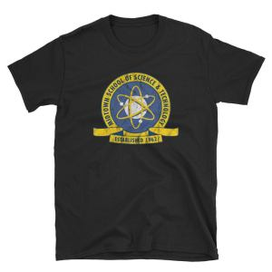Midtown School Of Science & Technology Inspired By Spiderman Short-Sleeve Unisex T-Shirt