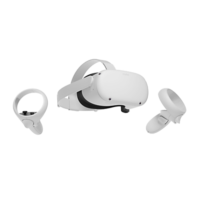 Oculus Quest 2, All-In-One Virtual Reality Headset and Controllers, 64GB
