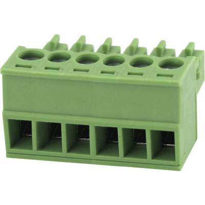 Degson Pin enclosure - cable Total number of pins 3 Contact spacing: 3.5 mm 15EDGK-3.5-03P-14-00AH 1 pc(s)