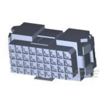 TE Connectivity Pin enclosure - cable Metrimate Total number of pins 36 Contact spacing: 5 mm 207019-1 1 pc(s)