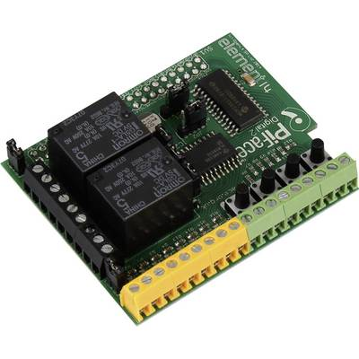 PiFace 2 Compatible with: Raspberry Pi
