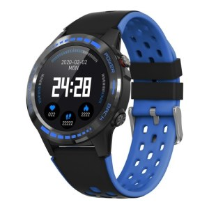 1.3 Inch Smart Watch Phone Watch Fitness Tracker with GPS Compass Altitude & Air Pressure Display IP67 Waterproof Sport Watch with Multiple Sport Modes Stopwatch Timer