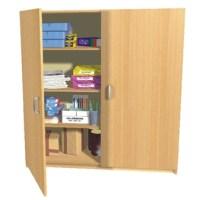 1 Metre Width Wooden Cupboards