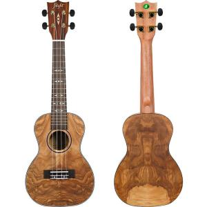 Flight DUC410 Concert Ukulele Quilted