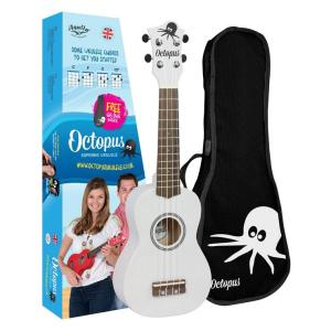Octopus metallic series soprano ukulele