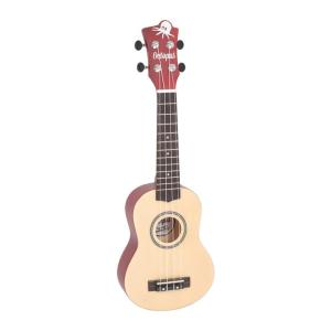 Octopus Natural Series Soprano Ukulele Matt