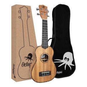 Octopus Mahogany series soprano ukulele