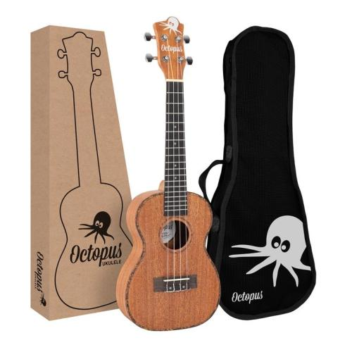 Octopus Mahogany series concert ukulele