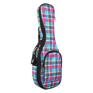 Octopus soprano ukulele bag ~ Criss-cross