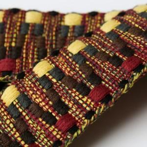 ISUZI UKLL50 Leather Ukulele Strap with detail