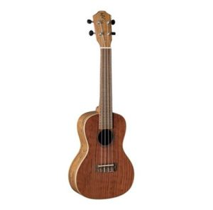 Baton Rouge UR71-C Concert Ukulele Redwood Top Spalted Maple Back Sides