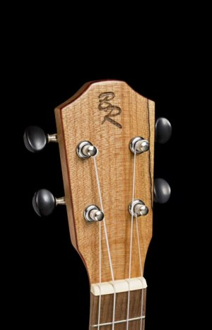 Baton Rouge UR71-C Concert Ukulele Redwood Top Spalted Maple
