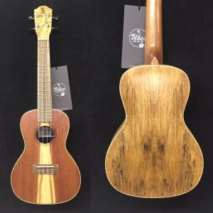 Baton Rouge UR71-C Concert Ukulele Redwood Top Spalted Maple