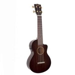 Mahalo Hano electro concert ukulele Black