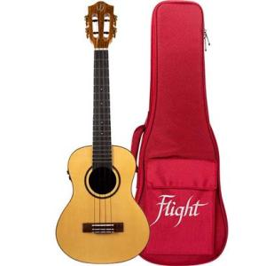 Flight Sophia Tenor Electro Uke SoundWave PU