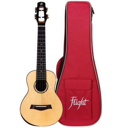 Flight Voyager All Solid Concert Ukulele
