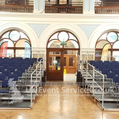 Chair Cover Hire West Sussex Staples Mats For Carpet Canada Tiered Seating And Grandstand - Platform Professional Stage Platforms ...