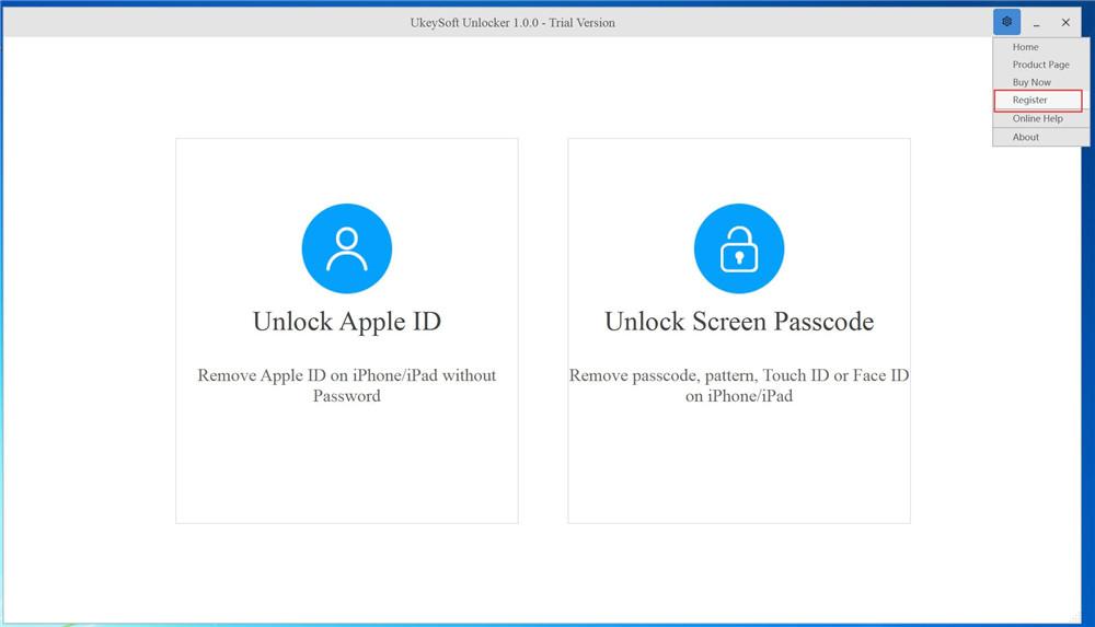 [Official]Unlock iPhone/ iPad Passcode, Apple ID