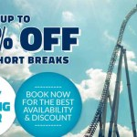 Thorpe Park Save up to 50% on stays in 2018!