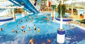 Splash World at Butlins Skegness