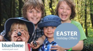 Bluestone Easter Holidays Save 10% Off