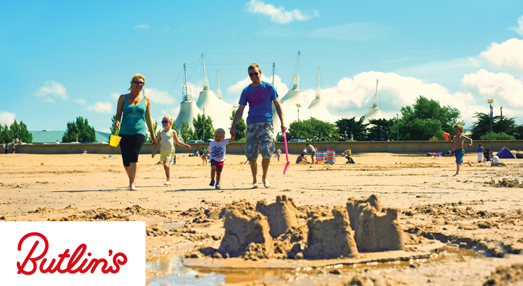 Butlins Offers Save 40% Off all 2018 Holidays