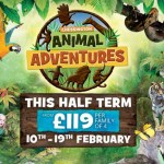 Chessington Holidays February Half Term Breaks from £119 per family