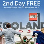 Legoland Windsor 2nd Day Free Short Break Offer