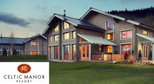 Celtic Manor Hunter Lodges - Save 10% off Summer Holidays