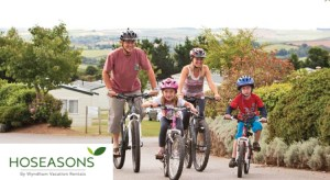 Hoseasons Easter Holidays from £149