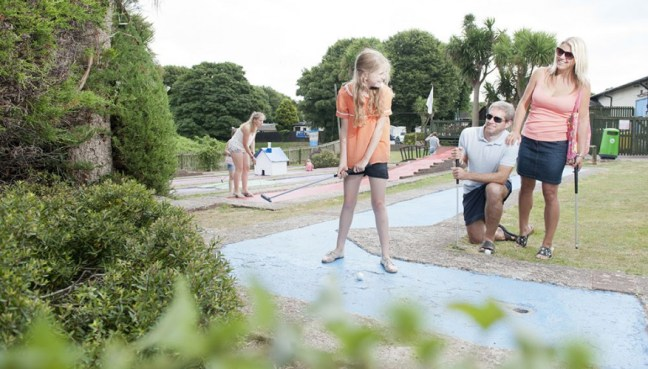 Plenty of activitie and entertainment at all Joh Fowler Holiday Parks