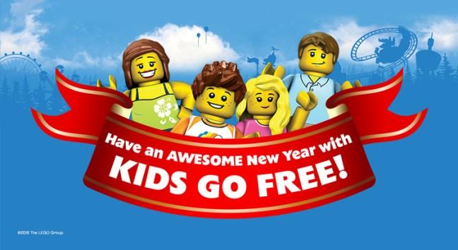 kids go free at legoland