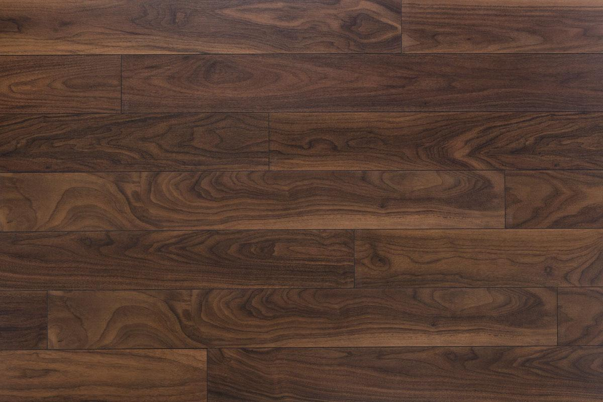 Mega Deal 10mm Laminate Flooring American Walnut