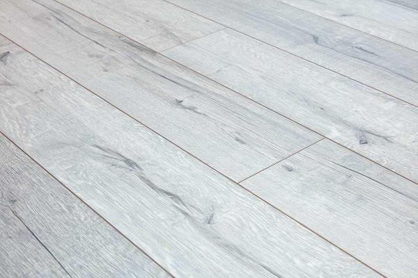 3abe958b4fe Series Woods Professional 12mm Laminate Flooring White Oak