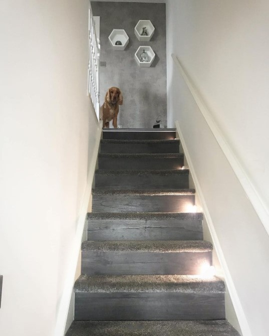 what s the best flooring for stairs